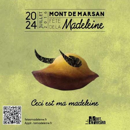 image : Couverture programme des fêtes de la Madeleine 2016