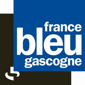 image : logo France bleu Gascogne