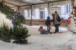 image : Jardin des neiges 2016 - Mont de Marsan