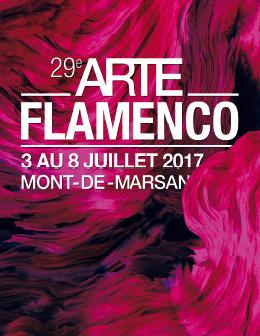 image : Affiche Arte Flamenco - Mont de Marsan