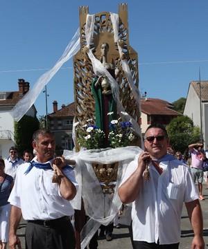 image : Procession de la Madeleine - Mont de Marsan