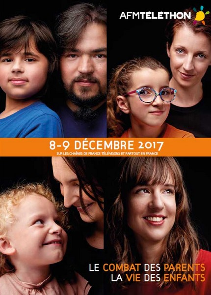 image : Affiches Téléthon 2017