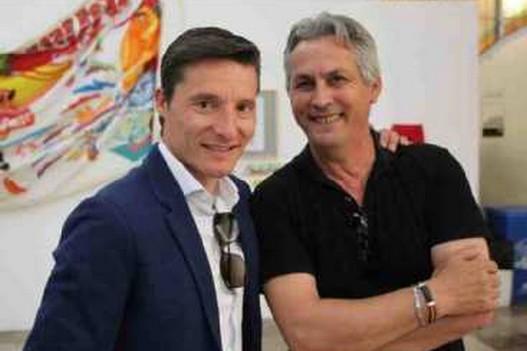 image : Antonio Hidalgo et Diego Urdiales - Photo Pascal Bats