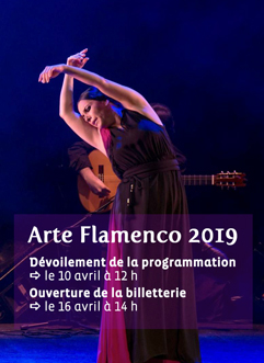 image : Eva Yerbabuena Javier Valenzuela - Arte Flamenco 2019 - Mont de Marsan