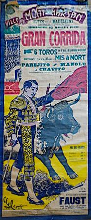 image : affiche Madeleine 1928