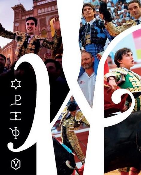 image : logo de la Ville de mont de marsan avec des photos de corridas
